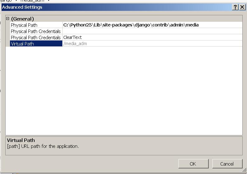 Usando Django com IIS e SQL Server - osantana