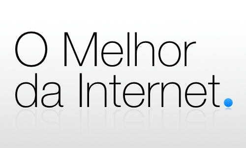 Logotipo da O Melhor da Internet